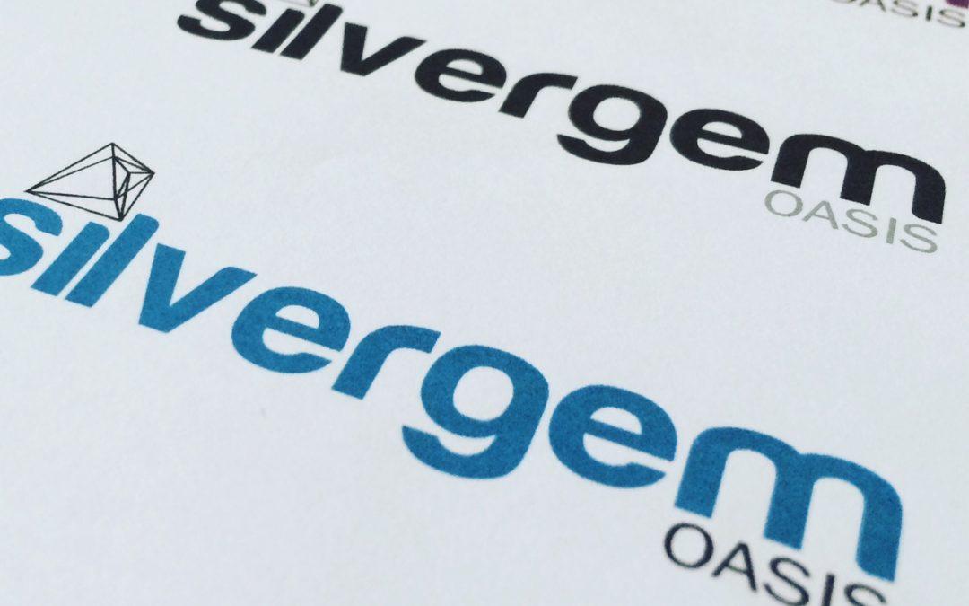 Silver Gem Oasis Logo