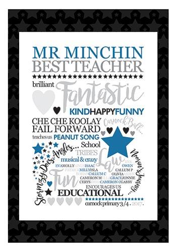 Teacher Print