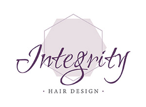 Integrity Hair Design Logo
