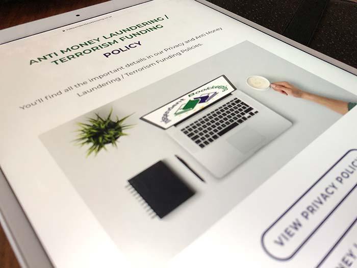 Independent Bookkeeping Website